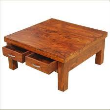 shaker coffee table