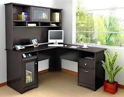 Computer Desk Home Office Computer In Glass Desk Bethebridge Co
