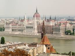 Bad Budapest Winter Is Still Around In March In Budapest