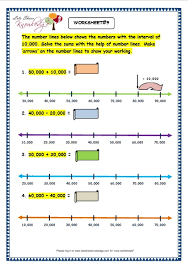 grade 3 maths worksheets 5 digit numbers 2 8 counting 5 digit