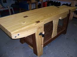 Free Simple Wood Workbench Plans by Workbench Design Home Page