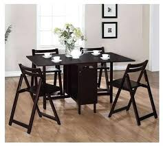 Space Saver Dining Table And Chair Set Space Saving Dining Set Space Saving Dining Table Chairs Set Home