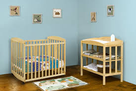Furniture In Bedroom by Comfortable Mini Crib With Changing Table U2014 Thebangups Table