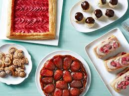 50 puff pastry treats food network recipes dinners and easy