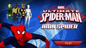 iron spider disney australia disney xd