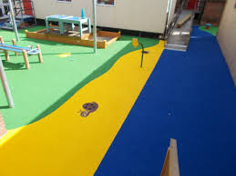 wetpour soft surfaces