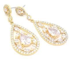 vintage chandelier earrings wedding chandelier wedding earrings