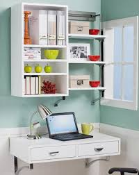 Wall Mounted Desk Why Wall Mounted Desks Are Perfect For Small Spaces
