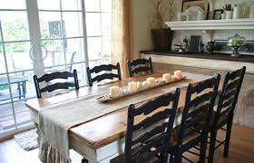Country Dining Table Set Tribecca Home Mackenzie Piece Country - Farmhouse kitchen table
