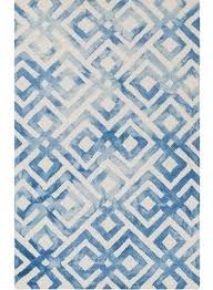 Blue Contemporary Rugs 121 Best Area Rugs Images On Pinterest Area Rugs Hand Weaving