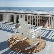 Polywood Jefferson Rocking Chair Buy Polywood Rocking Adirondack Chairs In Miami Springs Fl
