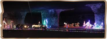 louisville mega cavern christmas lights louisville s own lights under louisville located at louisville mega