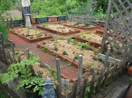 Home Design Diy Ideas by Basic Vegetable Garden Simple Diy Wooden Fence Ideas Idea Home