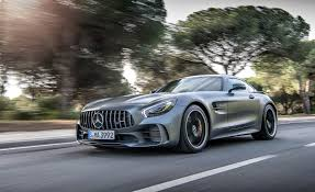 mercedes 2016 2018 mercedes amg gt r priced at 157 995 news car and driver