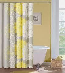 Soft Yellow Curtains Designs Pics Photos Yellow Grey Bathroom Soft Neutral Shower