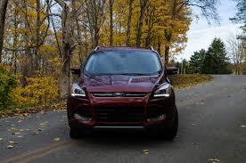 Ford Escape Titanium - 2014 ford escape titanium 3 of 34 motor review