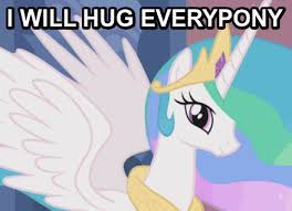 Princess Celestia Meme - no celestia no my little pony friendship is magic know your meme