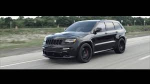 jeep srt all black jeep srt youtube