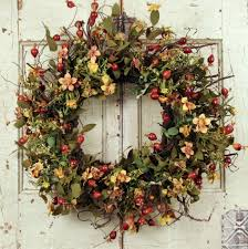 spring front door wreaths how to decorate front door wreaths