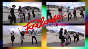 footloose the musical winter gardens morecambe youtube