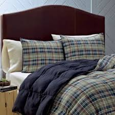 buy plaid comforters from bed bath u0026 beyond