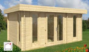 oriental 5 prefab log cabin kit 150 sqft