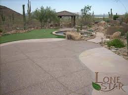 Exposed Aggregate Patio Stones Landscape Textures And Material Image Gallery