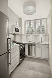 60 best shared kitchen images on pinterest kitchen dream classic contemporary nyc kitchen cultivate kraftmaid cabinets dal grey tile frances herrera ft