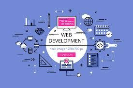 it administrator u0027 web banner web elements creative market