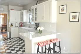 stained wood kitchen cabinets attractive carrera marble countertops with white stained wooden
