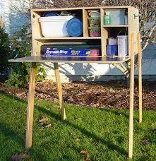 Camp Kitchen Box Plans by Chuck Box Chuck Wagoneer