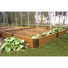 raised bed gardening kit rvg 1b free shipping