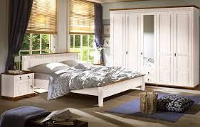 landhaus schlafzimmer weiãÿ schlafzimmer valencia ii kiefer massiv weiß honig landhausstil
