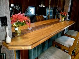 marvelous rustic bar top ideas ideas best image contemporary