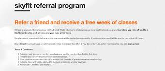 Cover Letter Referred By Friend An Epic List Of 50 Referral Program Examples Extole