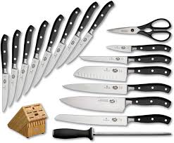 kitchen knives set the brief guide to professional chef knife set victorinox review