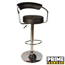 Adjustable Bar Stool With Back Adjustable Bar Stool Bar Height Prime Arcades