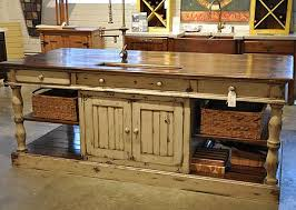 farmhouse kitchen island best 25 custom kitchen islands ideas on