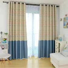 Best Places To Buy Curtains Fascinating Beige And Blue Curtains 38 With Additional Ikea Panel