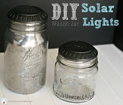 how to make a solar light from scratch diy mason jar solar lights today s creative life