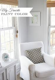 my favorite paint color sherwin williams rhinestone greyish