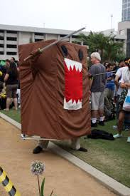 domo halloween costume nws u003c best costumes at comic con u002709