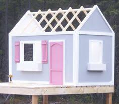 Free And Easy Diy Furniture Plans by Ana White Build A Playhouse Roof Free And Easy Diy Project And