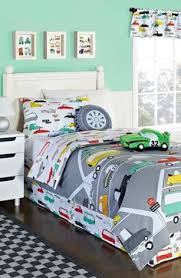 Train Cot Bed Duvet Cover Does You Son Love Trains This Train Bedding From The Land Of Nod