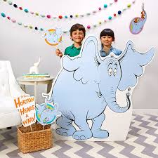 amazon com dr seuss party room decorations horton hears a who