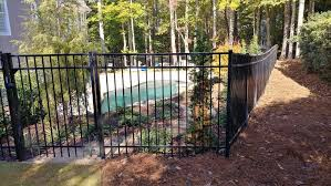 Garden Fence Types Metal Fence Types Home U0026 Gardens Geek