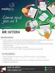 doc 638826 hr intern job description u2013 summer internship project
