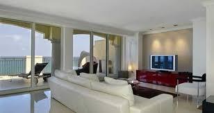 Interior Decorators Fort Lauderdale Contemporary Boutique Hotel Suite Living Room Interior Design Of
