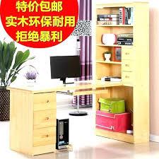 bureau d angle en bois massif bureau d angle ordinateur meuble d angle informatique bureau d angle