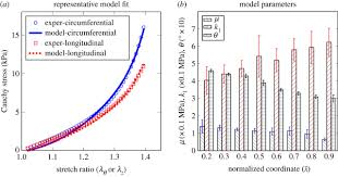energy based constitutive modelling of local material properties